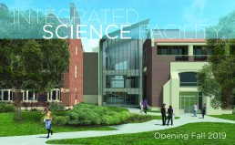 rendering of new science complex at Carleton College